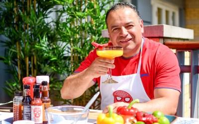 Mango Habanero Drink