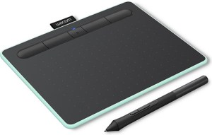 Wacom pen en tablet