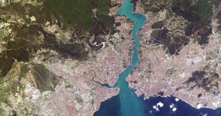 世界の海峡都市 #1 イスタンブール