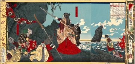 神功皇后のパワースポット!海峡七神社をめぐる関門時間旅行