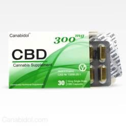 Kannabisz Olaj Kendermag Kapszula 10mg CBD Olajjal 15000mg Tiszta Kender