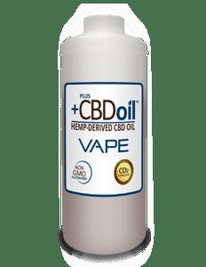 Plus CBD Cannabidiol E Liquid Óriás Kiszerelés