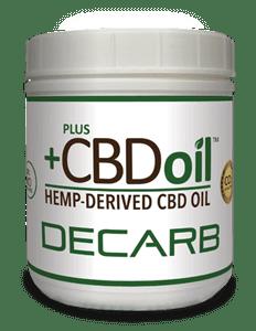 Plus CBD Dekarboxilezett Kannabisz Olaj