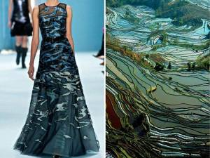 the natural world with dress designs.12