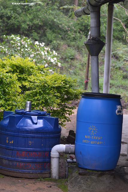 Rain water Harvesting.