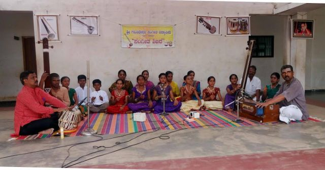 gavimath-koppal-gavisiddeshwar-music-school