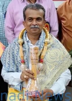 ಮಹಾವೀರ ಉಪಾದ್ಯೆಗೆ ಶಿಕ್ಷಕ-ಸಿರಿ ಪ್ರಶಸ್ತಿ