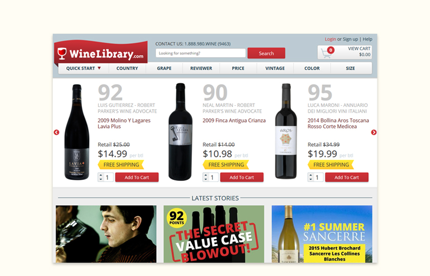 wine-library-homepage-kanncollective