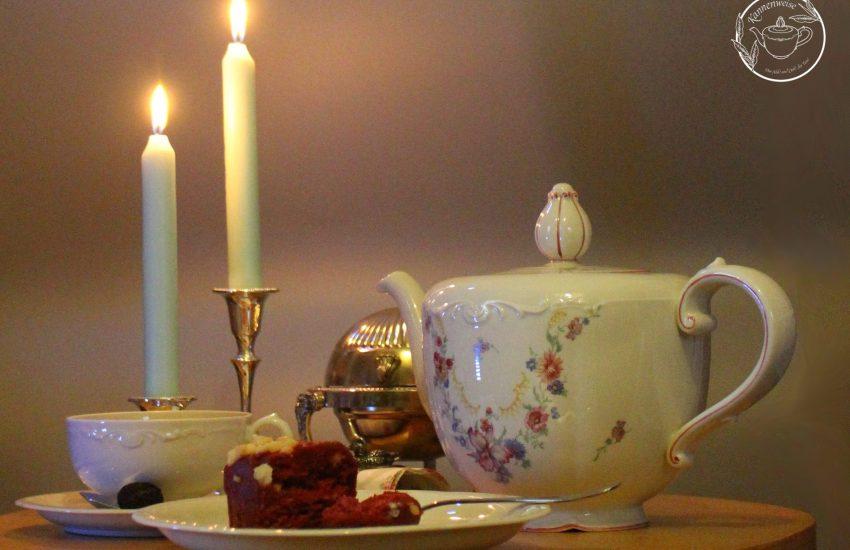 Tischkultur Königlich Tettau Teekanne