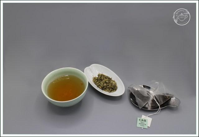 Teeschale Grüner Tee Teebeutel