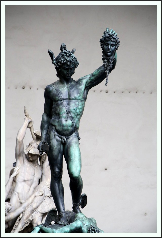 Perseus Cellinis bedeutendstes Werk