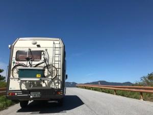 琵琶湖ビワイチドライブとキャンピングカーZIL