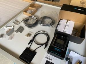 MPPTチャージコントローラー キャンピングカーにソーラーパネル取り付け ハイエースバンコン キャンピングカーレンタル滋賀カノアカーレンタル