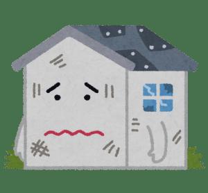 滋賀県 古い家 築古の家