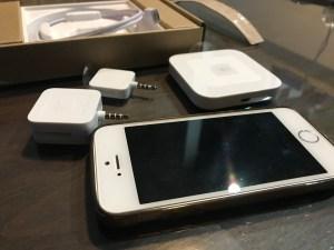 クレジットカード決済端末Square(スクエアー)新旧比較
