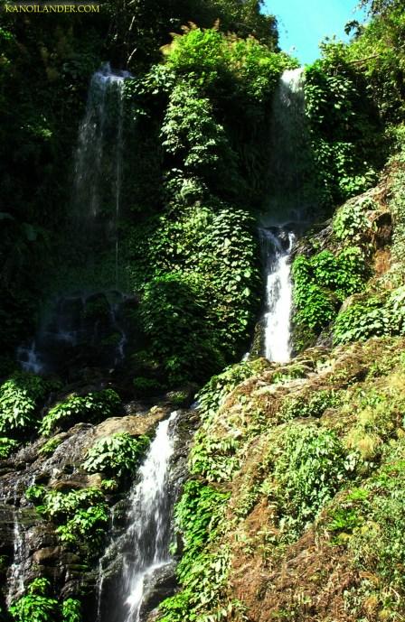 Tamaraw Falls.