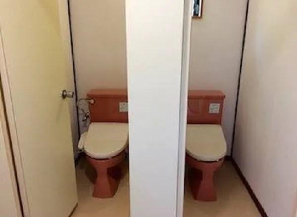ロンパードッグラン&サイトのトイレ
