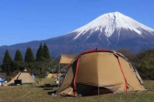 夏キャンプまとめ記事の高地キャンプ暑さ対策アイキャッチ写真