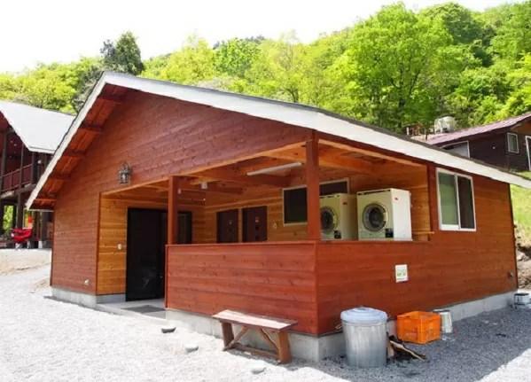 Foresters Village Kobitto(フォレスターズビレッジコビット)の炊事棟