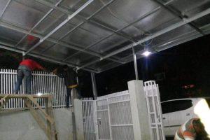 Kanopi Baja Ringan Bandung