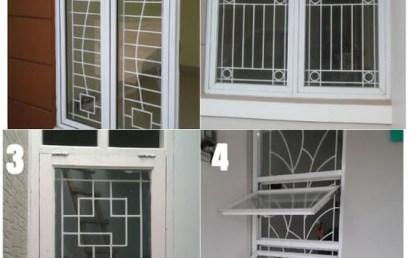 Teralis Jendela Minimalis Gading Serpong Tangerang