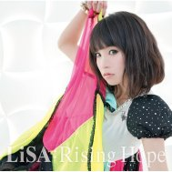 LiSA - Rising Hope single