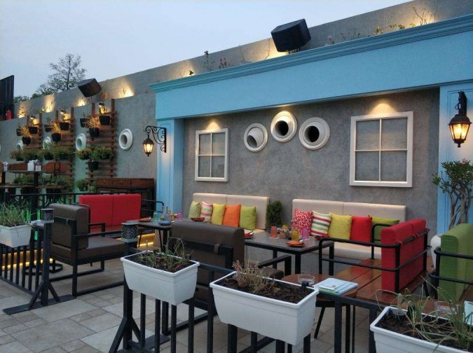 Terrazza 9 Restaurant Kanpur Reviews Ratings Menu Contacts