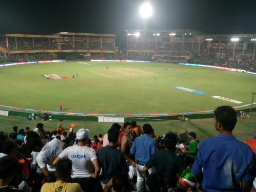 राज्यपाल करेंगे टी-20 मैच का उद्घाटन