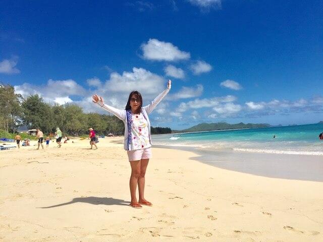 ワイマナロビーチ・ハワイ3