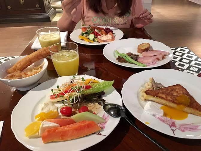 ウェスティン台北朝食7