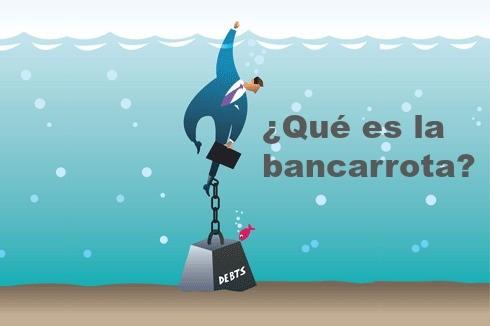 ¿Qué es una Bancarrota?