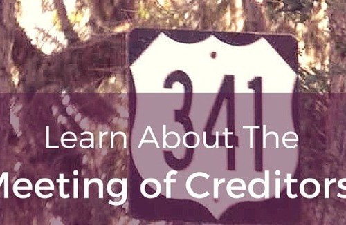 """What to Expect at Your """"Meeting of Creditors"""" (aka the 341 meeting or Trustee Meeting)"""