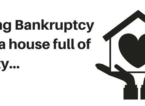 Bankruptcy when your house has a lot of equity