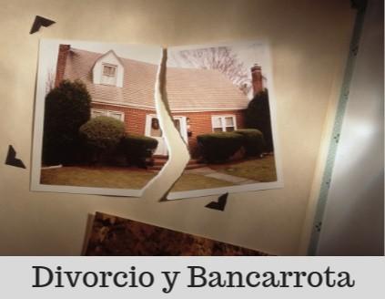 Divorcio y Bancarrota