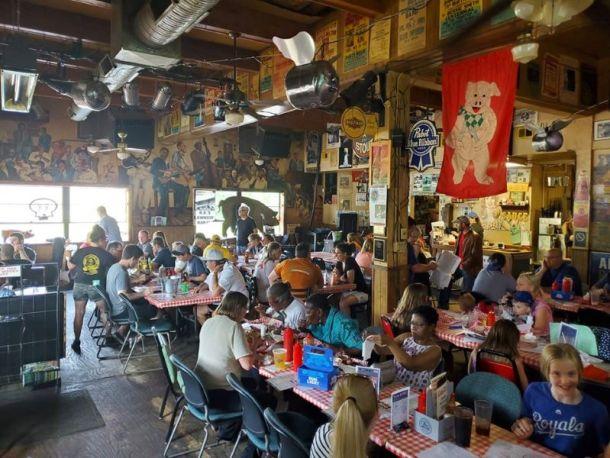Kansas City's best BBQ - B.B.'s Lawnside BBQ