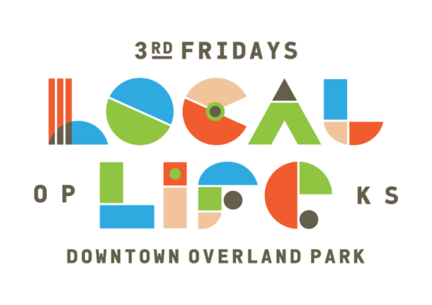Downtown Overland Park Local Life logo