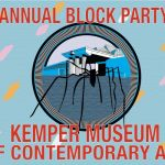 FREE Summer Block Party at Kemper Museum of Contemporary Art