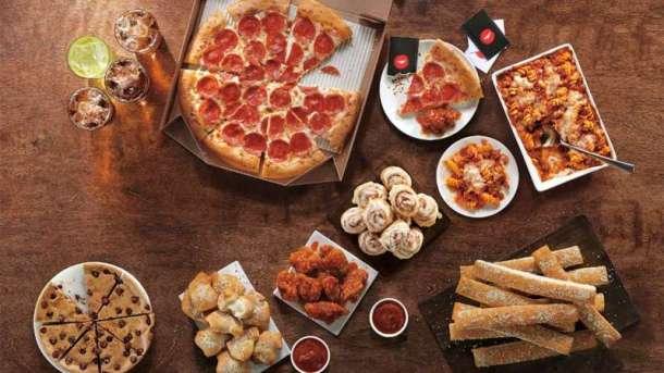 Pizza Hut $5 menu items