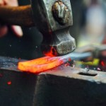 Historic skills of blacksmithing, wool spinning and more come to life at Westport Lost Arts Fair