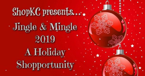 Kansas City Holiday Markets, Bazaars and Craft Fairs - Jingle and Mingle banner
