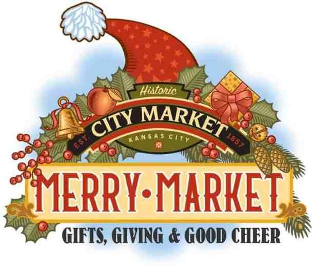 A Very Merry market - City Market Kansas City