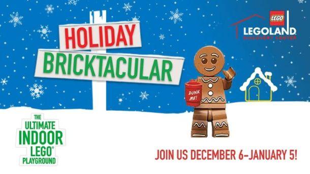 Holiday events in Kansas City - Legoland Bricktacular