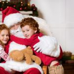 Photos with Santa at Town Center Plaza