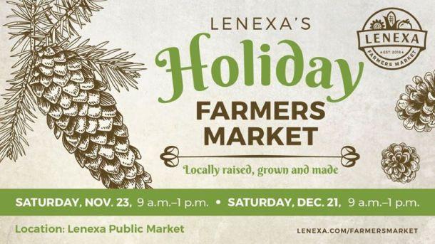 Kansas City Holiday Markets - Lenexa Holiday market