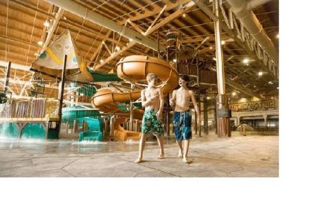 Leap Day deals in Kansas City - Great Wolf Lodge waterpark
