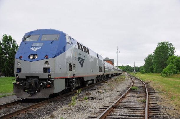 Amtrak train ticket sale