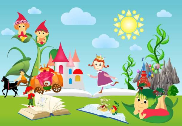 Free Crown Center attractions - Fairy Tale Village
