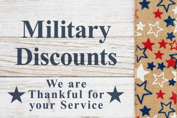 Year-Round Military Discounts in Kansas City