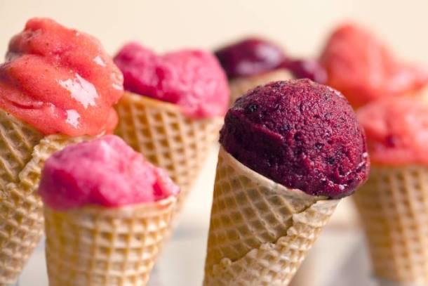 Ice cream cones - National Ice Cream Day deals in Kansas City
