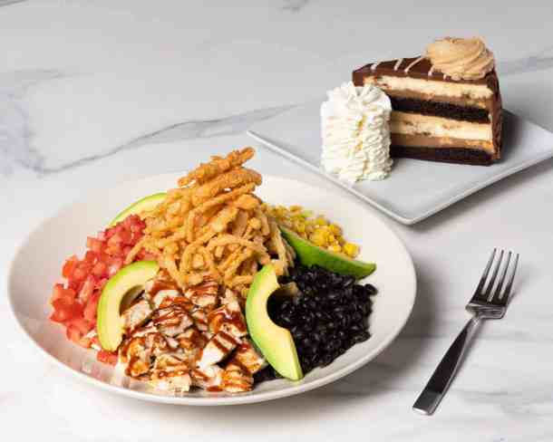cheesecake factory lunch special